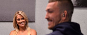 Austin Vanderford hopes to 'main, co-main' event with wife Paige VanZant in 2022