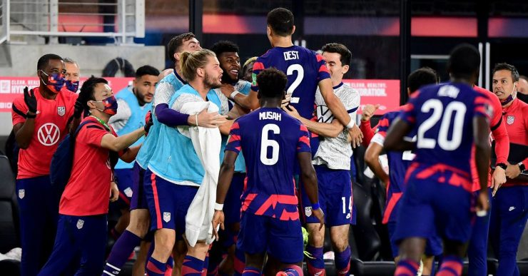 World Cup qualifying standings 2022: How CONCACAF teams stack up in third round of qualifying through Oct 13