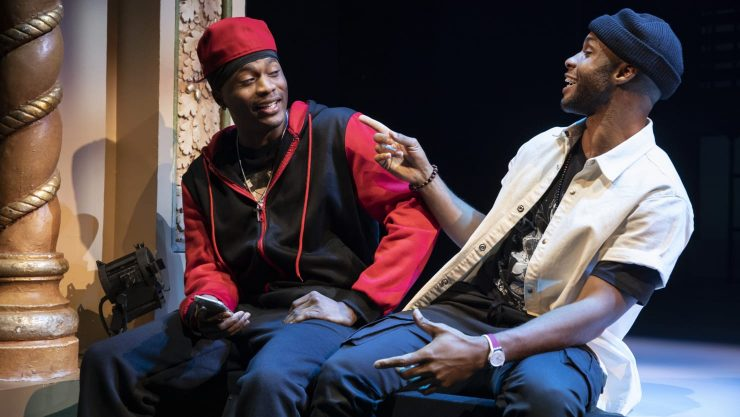 'Thoughts of a Colored Man' on Broadway Has a Lot to Say