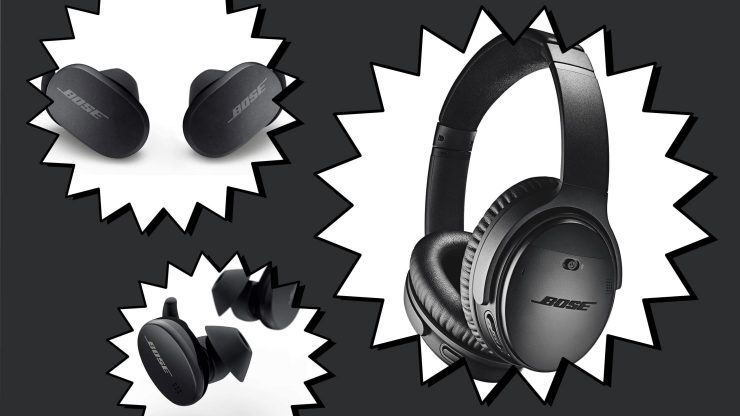 Bose Earbuds Sale on Amazon