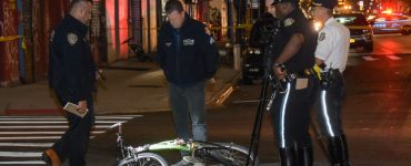 Bicyclist killed in NYC hit-and-run, cops say