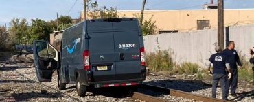 Amazon delivery driver taken on wild ride in NJ carjacking