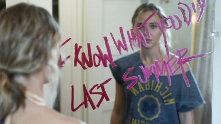 Amazon's 'I Know What You Did Last Summer' Reboot Has Nudity and Drugs But No Hook