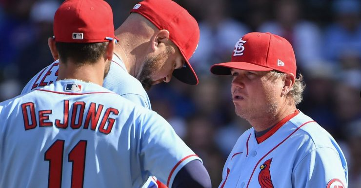 Cardinals fire manager Mike Shildt: St. Louis ousts manager after third straight playoff exit
