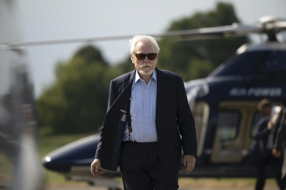 HBO Succession S3 07.12.21 Italy 301 2pt The team lands in their 2 helicopters and climbs into vans Kriti Fitts - Publicist photo kristi.fitts@warnermedia.com Succession S2 |  Sourdough Productions, LLC Silvercup Studios East - Annex 53-16 35th St., 4th FloorLong Island City, NY 11101 Office: 718-906-3332
