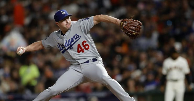 Dodgers starting pitcher: Game 5 vs. Giants will open with Corey Knebel over Julio Urias in bullpen game
