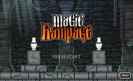Magical rampage