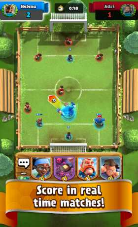 Soccer Royale 2019, the ultimate football shock!