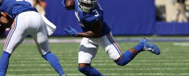Sterling Shepard injury news: Giants WR limited on Thursday with hamstring for Week 7