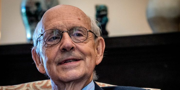 Supreme Court Justice Stephen Breyer Must Retire Now or US Is Doomed