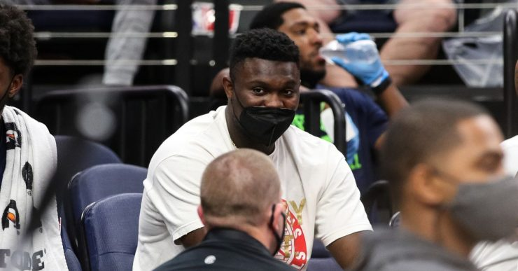 Zion Williamson injury update: Pelicans PF to be re-evaluated in two weeks, no timetable for return